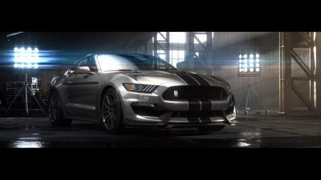 Mustang Shelby GT350 2015: La leyenda regresa