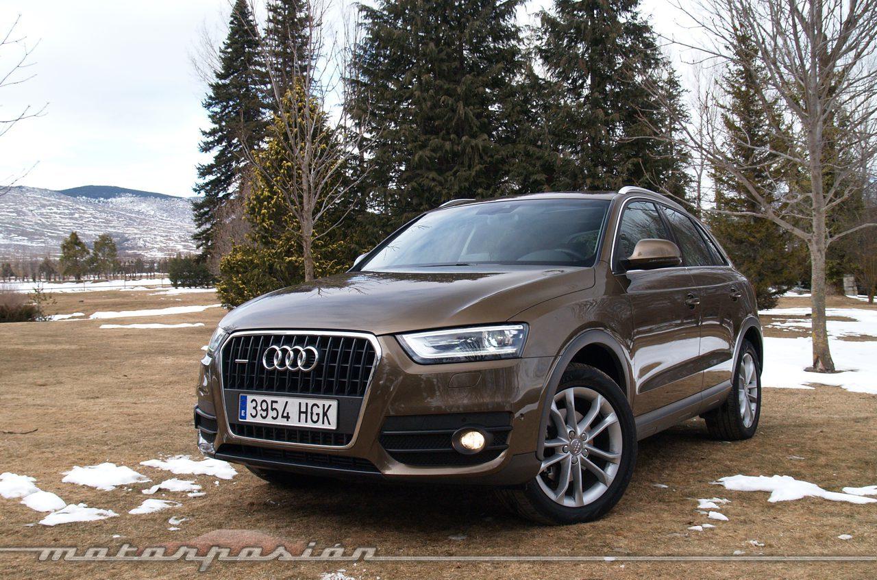 Foto de Audi Q3 (miniprueba) (1/26)