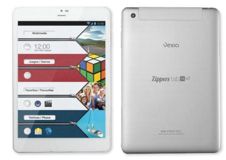 Llegan los nuevos navlets, tablets y smartphones de Vexia