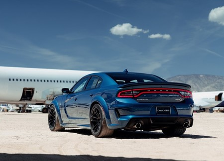 Dodge Charger Srt Hellcat Widebody 2020 1600 13