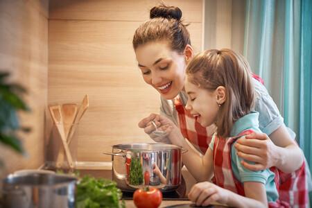 13 consejos de seguridad para prevenir accidentes infantiles en la cocina