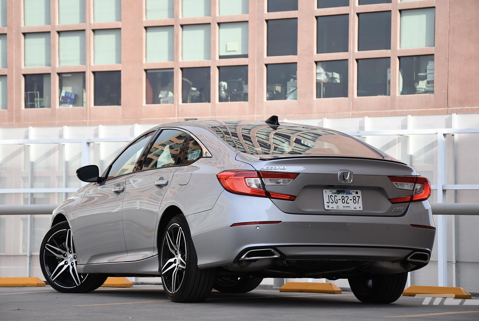 Honda Accord 2021 (prueba)