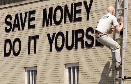 Ahorra dinero: hazlo tú mismo