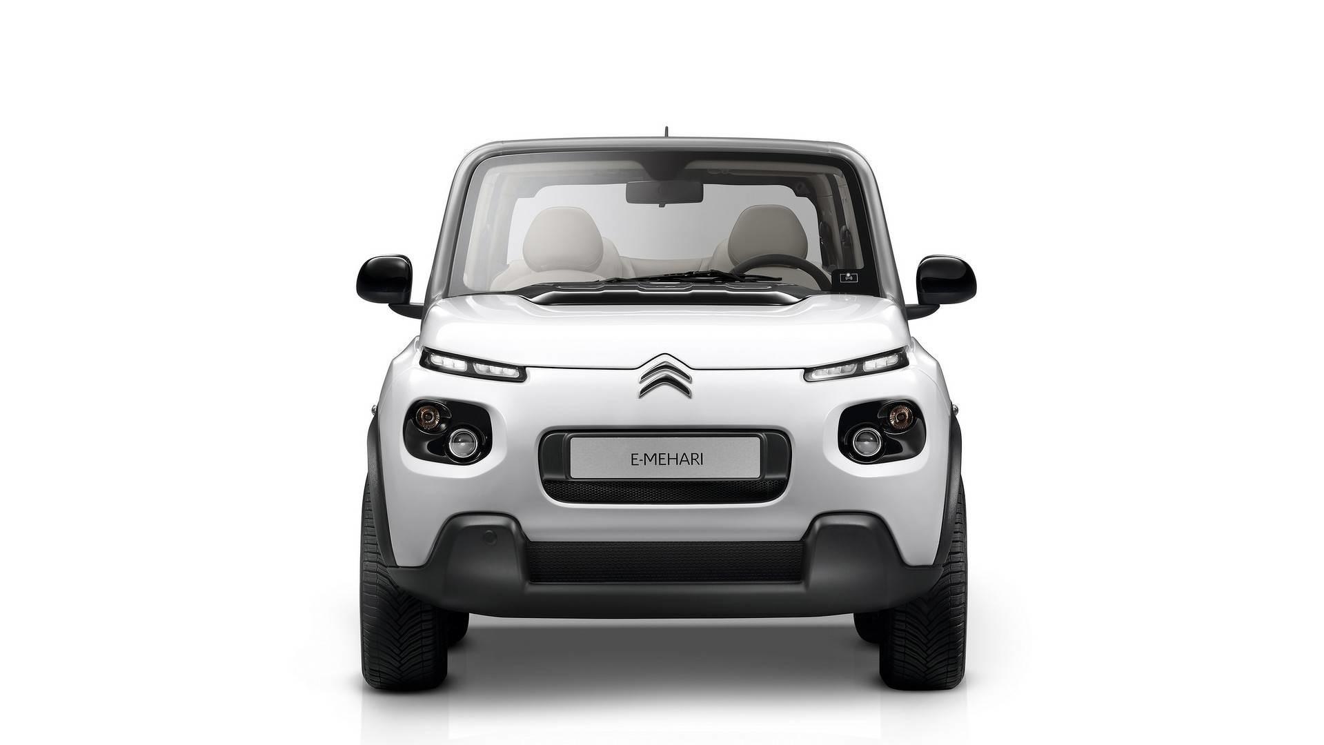 Foto de Citroën E-MEHARI 2018 (5/30)