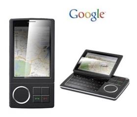 HTC Dream, teléfono Google