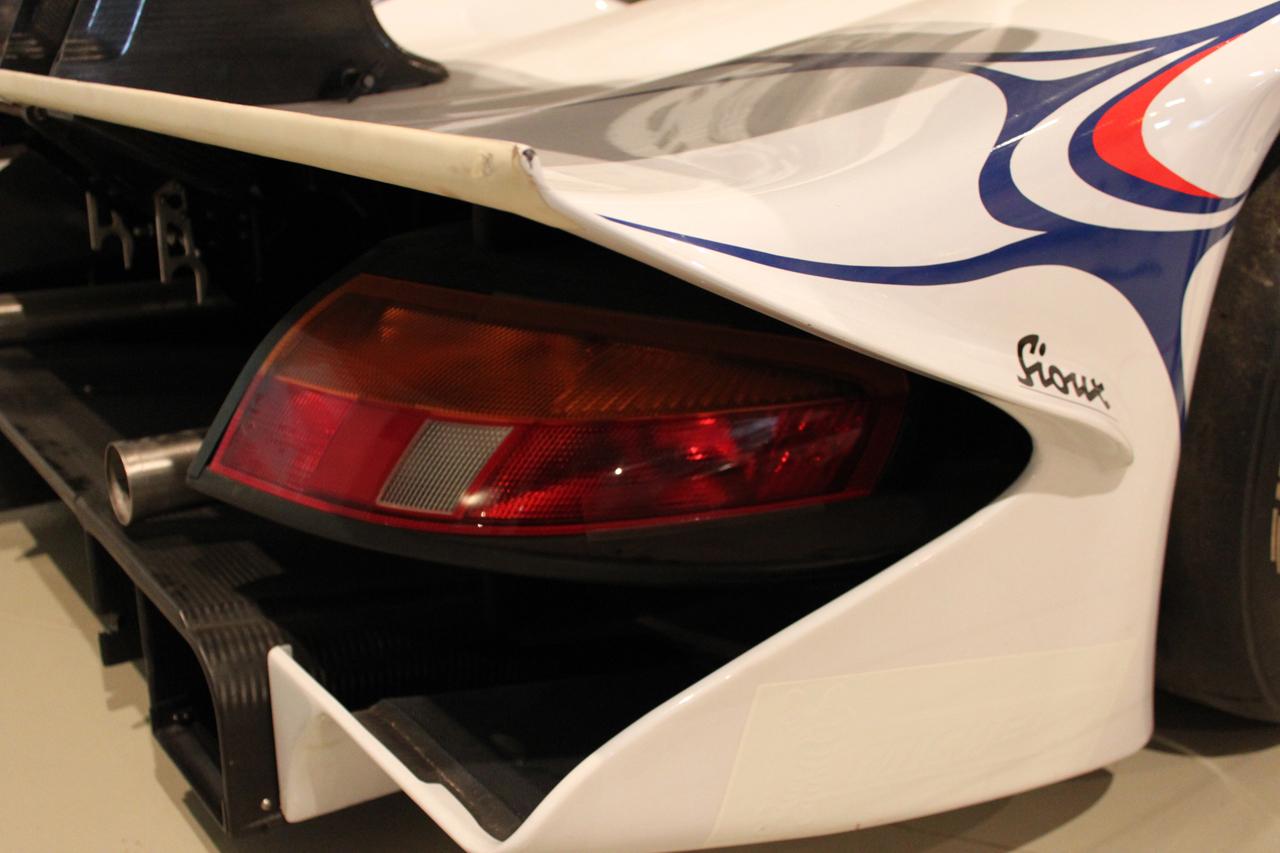 Foto de Museo 24 horas de Le Mans (209/246)