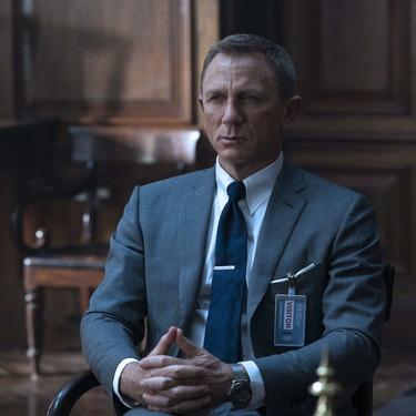 Tom Ford repite como diseñador creando para James Bond impecables looks en su cinta 'No Time to Die'