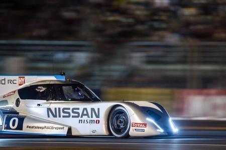 24 horas de Le Mans 2014: El Nissan ZEOD RC no podrá completar una vuelta en modo eléctrico