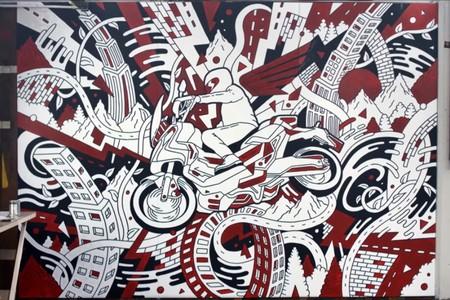 Más que una moto, la Honda X-ADV es fuente de inspiración para estos cinco artistas