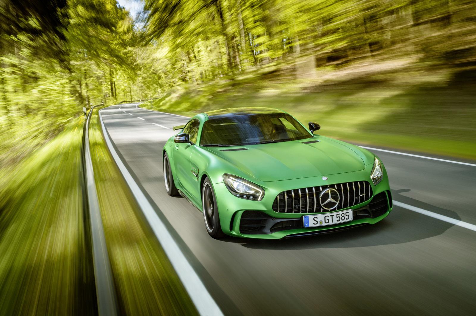 Foto de Mercedes-AMG GT R (21/30)