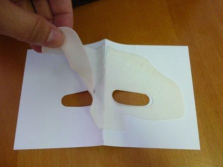 Mascarilla en parche de gel 'Perfect White' de Guerlain. Cómo se utilizan y qué resultados obtienes