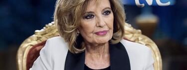 La patada de María Teresa Campos a Mediaset: Se muda a TVE para protagonizar 'Lazos de Sangre' y dice adiós al cotorreo barato de Telecinco