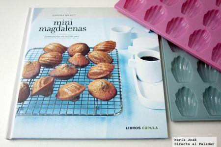 Mini magdalenas. Libro de recetas