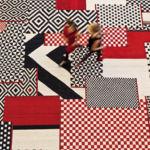 Mélange, las alfombras diseñadas por Sybilla que reinterpretan los diseños de los kilims