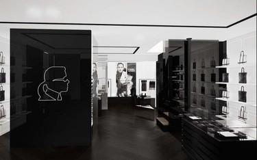 Karl Lagerfeld sigue haciendo historia: desvelamos detalles sobre su nueva concept store