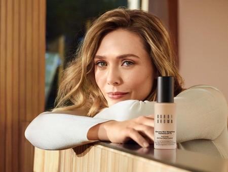 Elizabeth Olsen protagoniza su primera campaña como nueva embajadora de Bobbi Brown (y nos encanta)