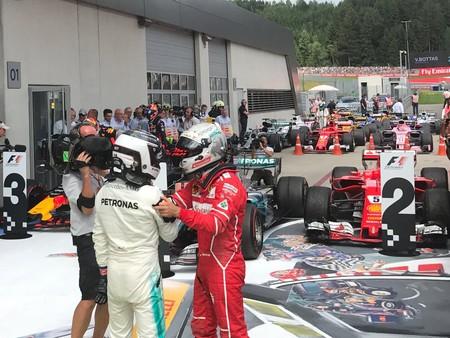 Valtteri Bottas domina el GP de Austria de F1 con Vettel luchando hasta el final. Los españoles, retirados