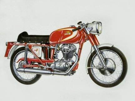 Ducati Mach 1 250