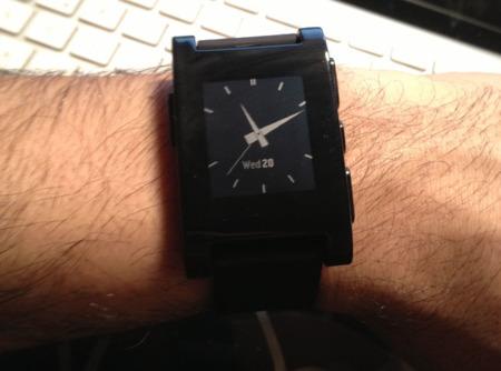 Reloj Pebble para el iPhone