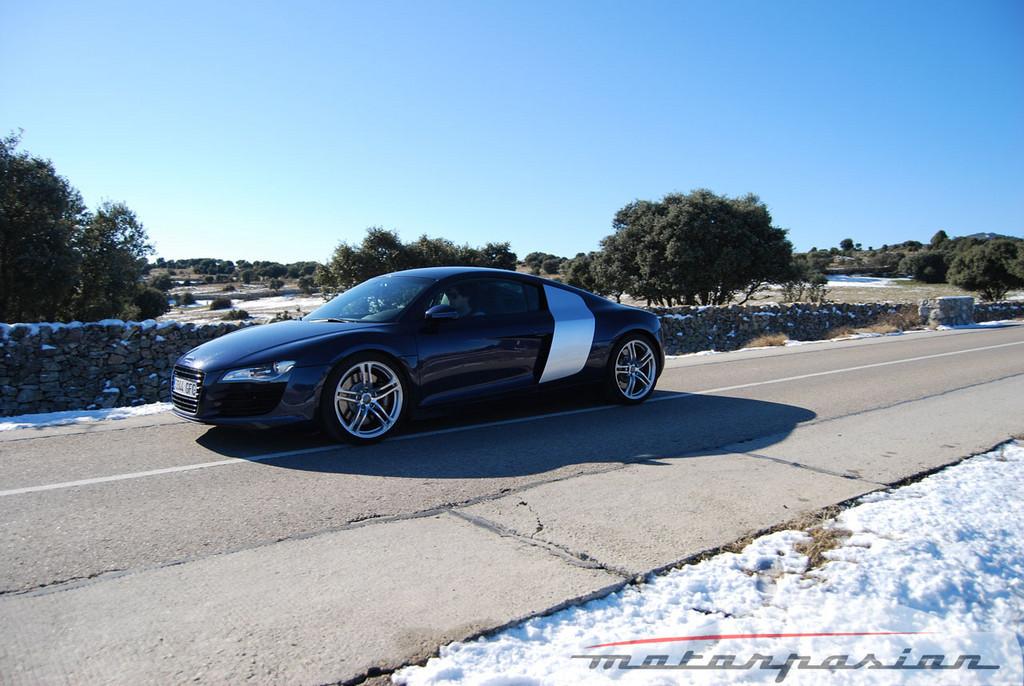 Foto de Audi R8 4.2 FSI R tronic (prueba) (27/50)