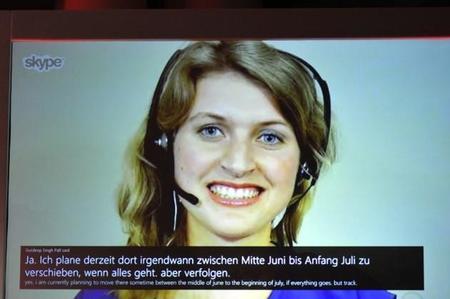 Microsoft presenta Skype Translator, una herramienta de traducción simultánea