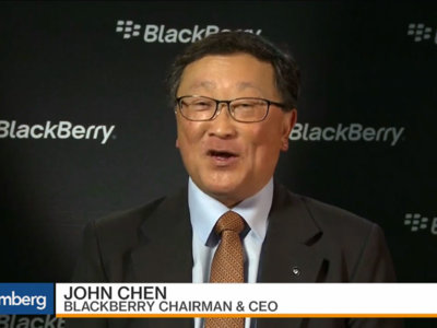 Android y BlackBerry en 2016: todo depende de la Priv pero seguirán con la alta gama, según John Chen