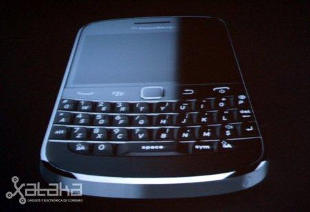 Blackberry Bold 9900, RIM enseña su nuevo terminal, en directo, desde Orlando