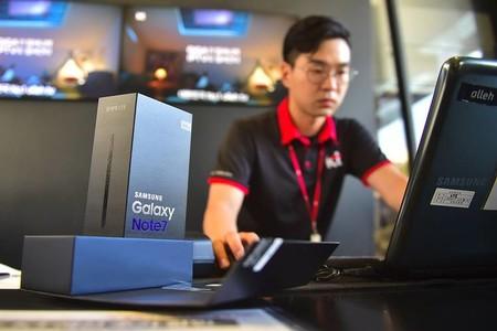 Aerolíneas mexicanas prohíben el Galaxy Note 7, para volar tendrás que cambiar de móvil