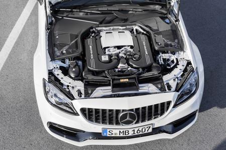 Mercedes-AMG C 63 2018