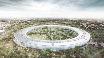 Duras críticas desde el punto de vista arquitectónico al nuevo campus de Apple