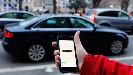 Uber quiere convertir tu móvil en un detector de accidentes