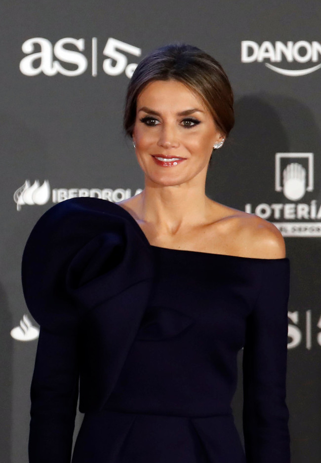 Reina Letizia Look Premios Deporte