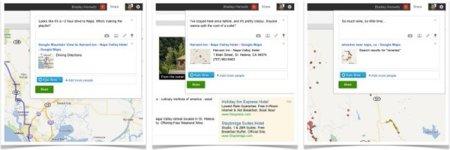 +Snippets llega a Google Maps para compatir mapas en Google+