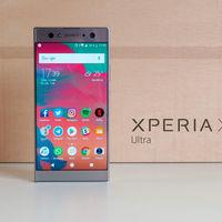 Sony Xperia XA2 Ultra, con pantalla de 6 pulgadas y cámara de 23 megapixeles, por 299 euros en Amazon