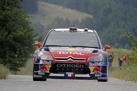 Rally de Bulgaria 2010: Sébastien Loeb ataca y Ford desaparece de las primeras posiciones