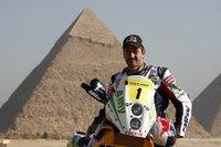 Marc Coma vencedor del Rally Faraones 2011