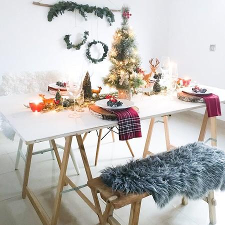 La semana decorativa: inspiración para decorar la mesa en Navidad y algunas ideas de regalo