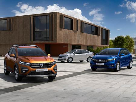 Nuevo Dacia Sandero y Dacia Logan 2021