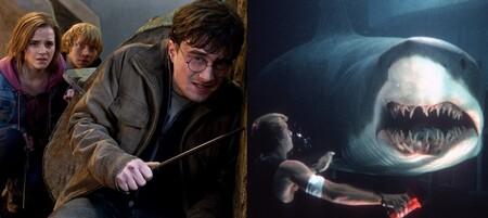 Las 11 mejores películas para ver gratis en abierto este fin de semana (7-9 mayo): 'Harry Potter y las reliquias de la muerte, parte 2', 'Deep Blue Sea' y más