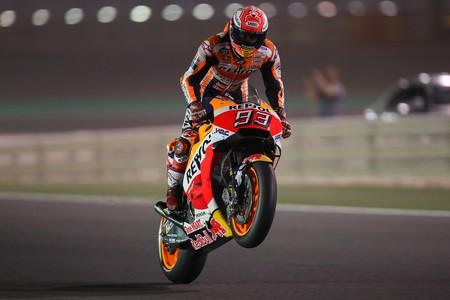 Marc Márquez lidera una extraña primera jornada en Argentina mientras Ducati se hunde