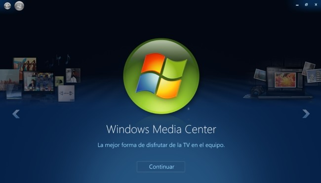 Windows Media Center Rip