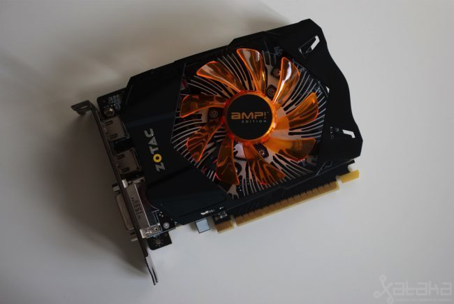 Zotac NVidia GTX 650 Ti