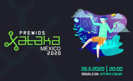 Premios Xataka México 2020: la última oportunidad para votar por la mejor tecnología del año