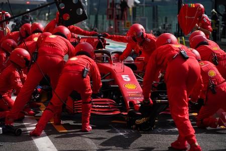 Vettel Spa F1 2020