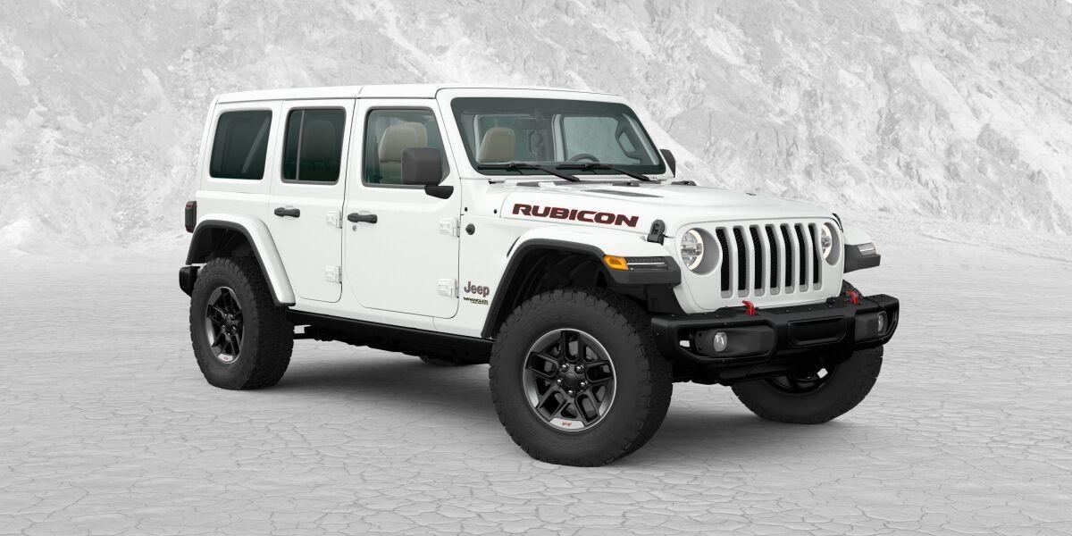 Foto de Jeep Wrangler Unlimited Rubicon Edición Deluxe 2020 (1/10)