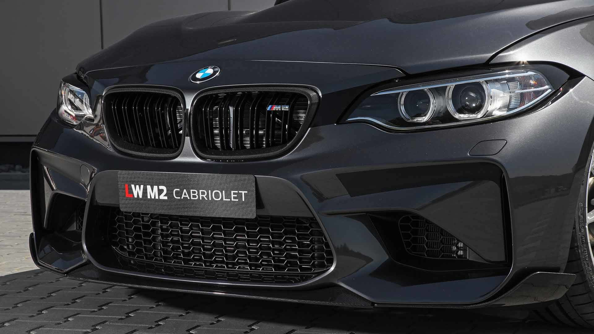 Foto de Lightweight BMW M2 Cabrio (9/19)
