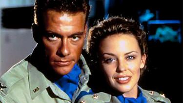 Si, nena, Van Damme le enseñó su tailandés a Kylie Minogue durante el rodaje de 'Street Fighter'