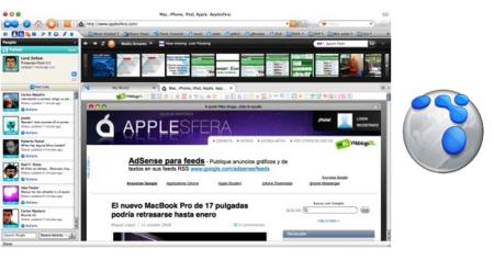 Flock se pasa a Webkit en su nueva versión beta
