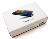 iRiver clix plus, con sintonizador de televisión