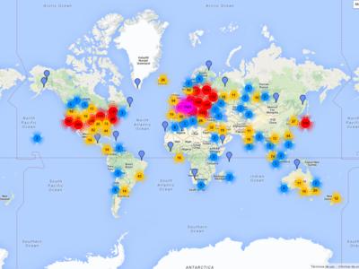 El software de anonimato Tor es mucho más popular de lo que imaginas
